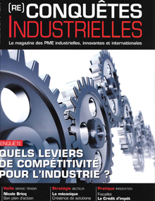 reconquete industrielle innovation RFID