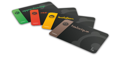 Mastercard badges de fonction