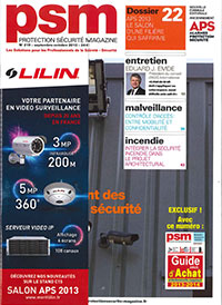 Protection sécurité magazine